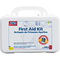 First Aid Only® Plastic First Aid Kit