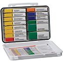First Aid Only® Plastic Unitized First Aid Kit
