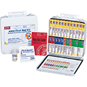 First Aid Only® Metal Unitized First Aid Kit