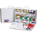 First Aid Only® 2450FAOAC First Aid Station- 75 Person, 515 Piece, 2-Shelf