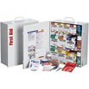 First Aid Only® 2470AOF First Aid Station- 100 Person, 1,041 Piece, 3 Shelf