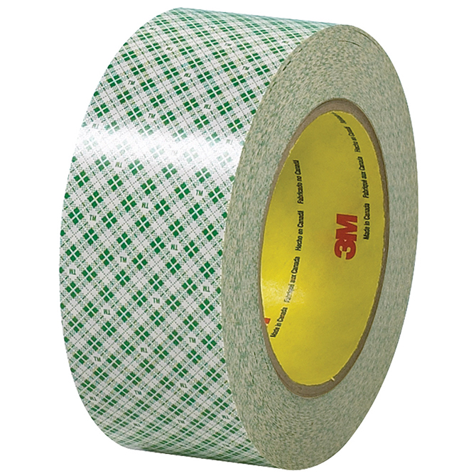 3M Double Coated Paper Tape 410M 1 in x 36 yd 5.0 mil Pack of 1