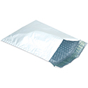 "#00 - 5 x 10"" Self-Seal Bubble-Lined Polyolefin Mailer, 250/Case"
