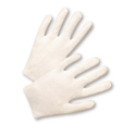 West Chester 705 Inspection Gloves - Lisle/Inspection Glove, 100% Cotton, 12 Pairs