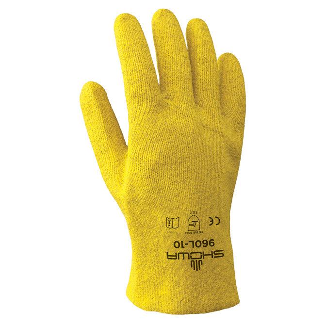 1 Dz. 10 Heavy Duty PVC Coated Gloves