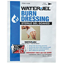 "North® by Honeywell Water-Jel® Sterile Gel-Soaked Burn Dressing- 2 x 6"", 60/Box"
