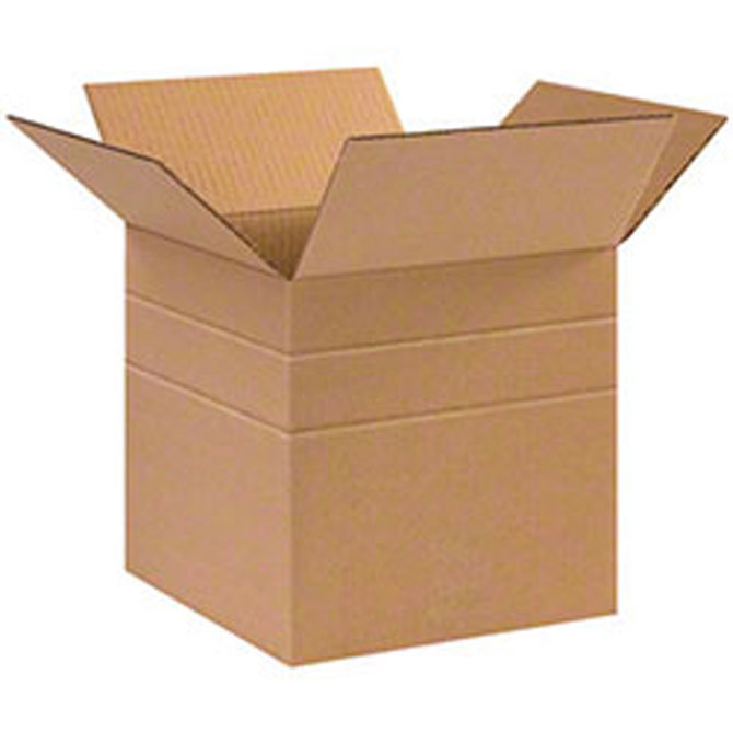 """11/"""" x 8/"""" x 5/"""" Cardboard Corrugated Box Moving Shipping Packing Mailing Cartons"""