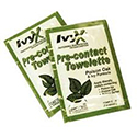 North® By Honeywell Refill IvyX™ Pre-Contact Screen Towelettes - 5 Each/Box
