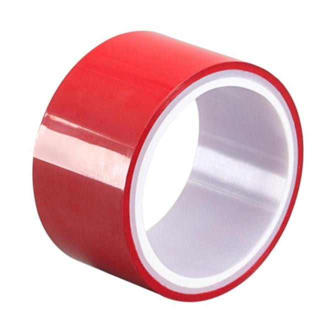 Saint Gobain M717 Red Circuit Plating Tape - 10