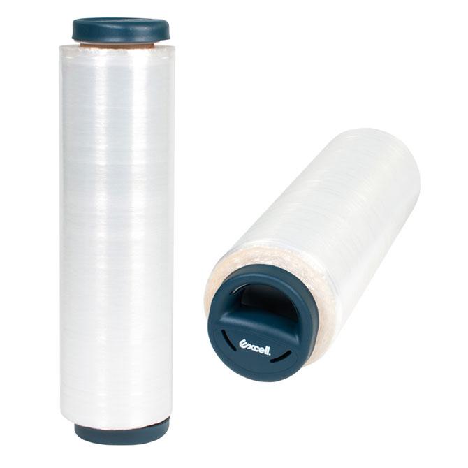 excell hand savers stretch wrap film hand dispenser 1 pair - Stretch Wrap Film